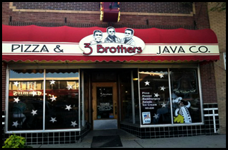 3 Brothers store front